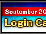 September 2020 Login Campaign