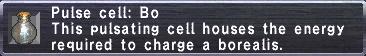 Pulse Cell: Bo
