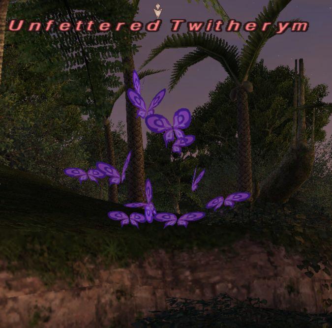 Unfettered Twitherym