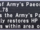 Army's Paeon VI