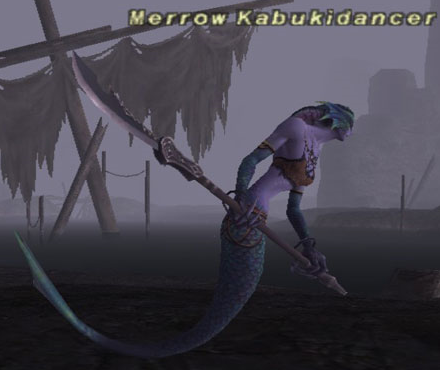 Merrow Kabukidancer