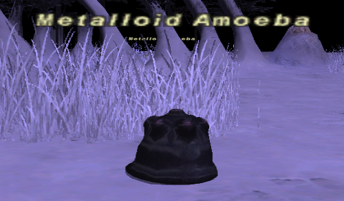 Metalloid Amoeba