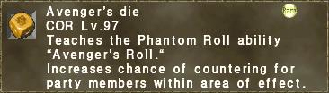 Avenger's Roll