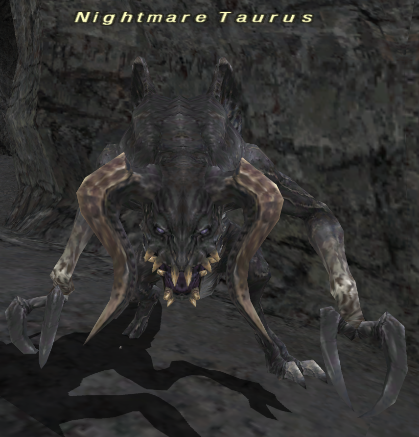 Nightmare Taurus