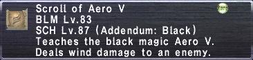 Aero V