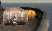 Ferry pumpkin
