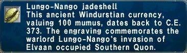Lungo-Nango Jadeshell