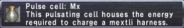 Pulse Cell: Mx