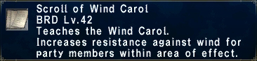 Wind Carol
