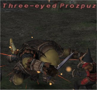 Three-eyed Prozpuz