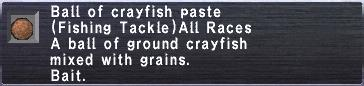 Crayfish Ball