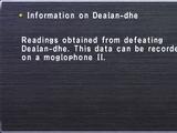 Information on Dealan-dhe