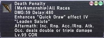 Death Penalty (95)
