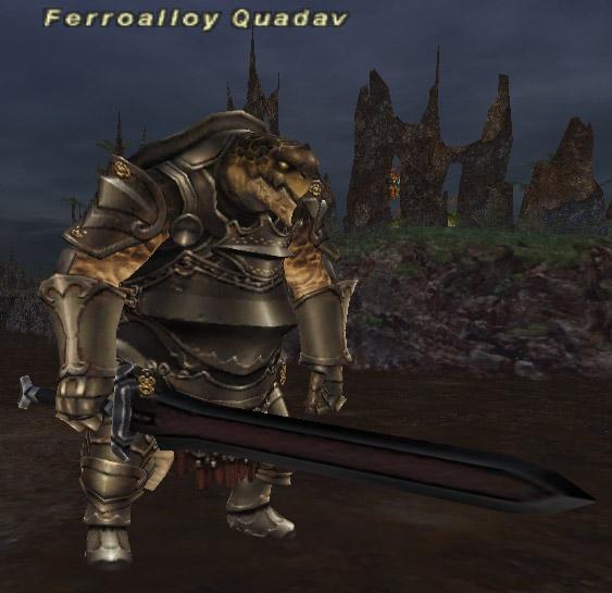 Ferroalloy Quadav