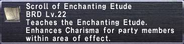Enchanting Etude