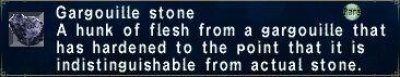 Gargouille Stone