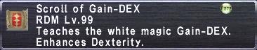 Gain-DEX