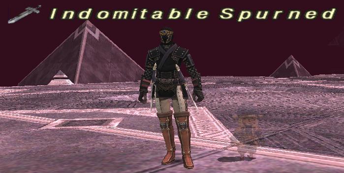 Indomitable Spurned
