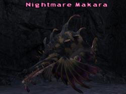 Nightmare Makara