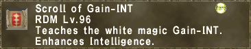 Gain-INT