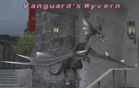 Vanguard's Wyvern