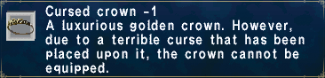 Cursed Crown -1