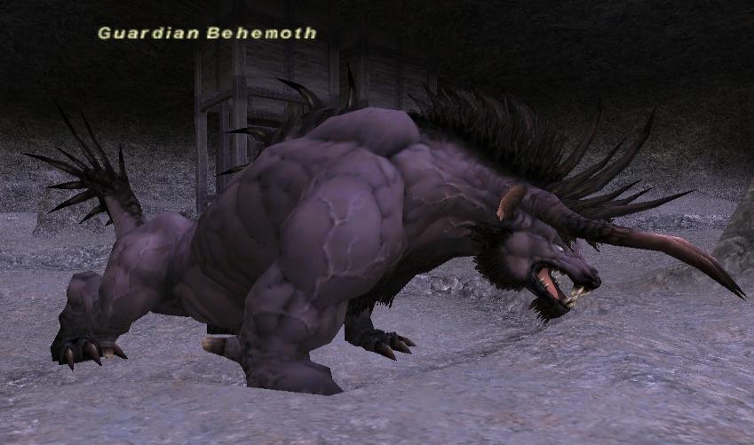 Guardian Behemoth