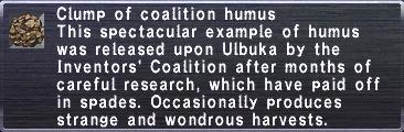 Coalition Humus