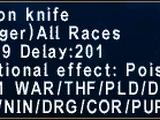 Poison Knife