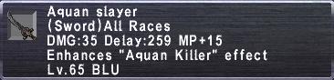 Aquan Slayer