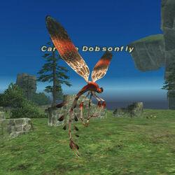 Carmine Dobsonfly