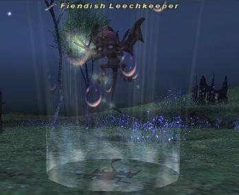 Fiendish Leechkeeper