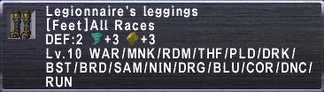 Legionnaire's Leggings