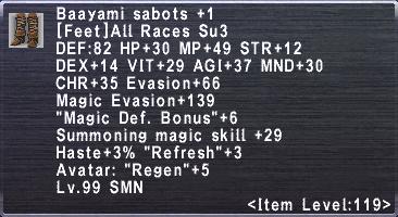 Baayami Sabots +1
