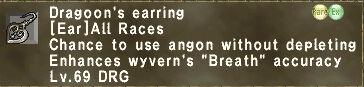 Dragoon's Earring