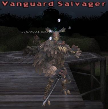Vanguard Salvager