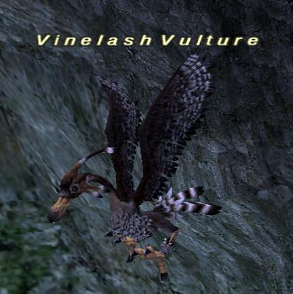 Vinelash Vulture