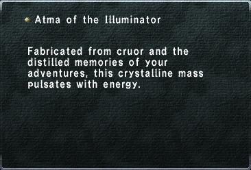 Atma of the Illuminator