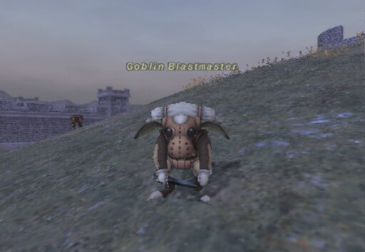 Goblin Blastmaster