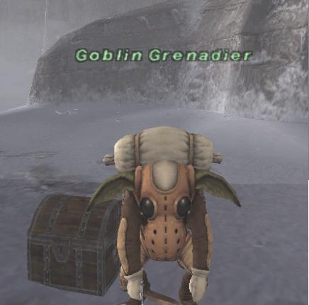 Goblin Grenadier (NPC)