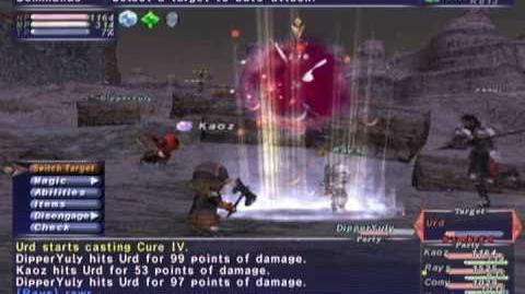 FFXI_NM_Saga_305_Urd_NM_Full_Battle