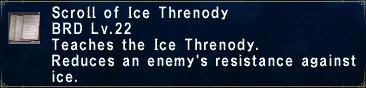 Ice Threnody