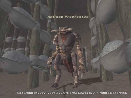 Antican Praefectus