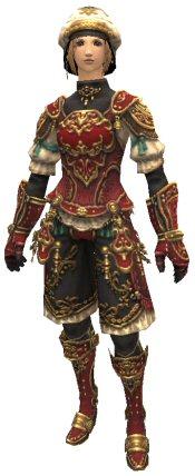 Amir Armor Set