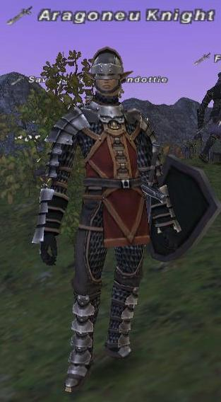 Aragoneu Knight