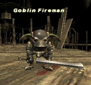 Goblin Fireman