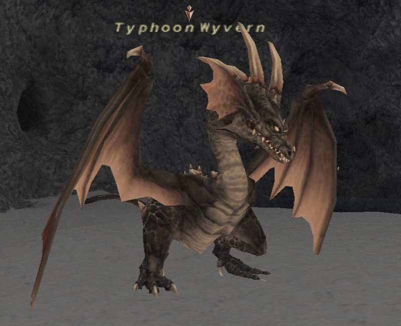 Typhoon Wyvern