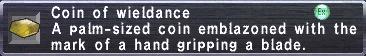 Coin of Wieldance