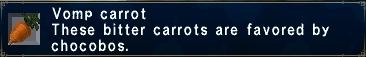 Vomp Carrot