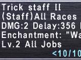 Trick Staff II